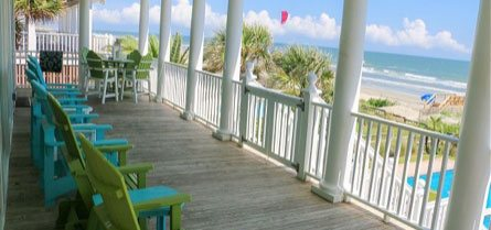 Oceanfront Isle of Palms vacation rentals