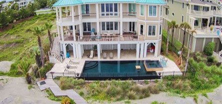 luxury Isle of Palms vacation rentals with a Private Pool