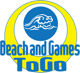 Beach and Games ToGo logo