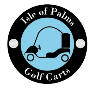 Isle of Palms Golf Carts logo