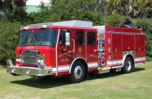Isle of Palms firetruck